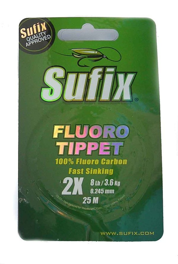 Sufix Fluorocarbone Tippet