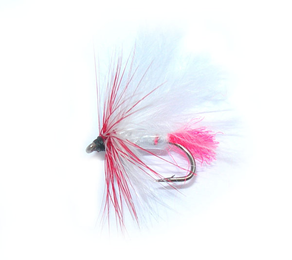 Mouche streamer Jack Frost taille 12