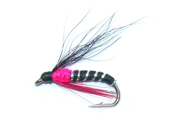 Mouche streamer Sweeney Todd taille 12