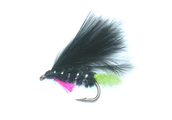 Mouche streamer Christmas Tree taille 12